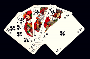 what is a full house in cards